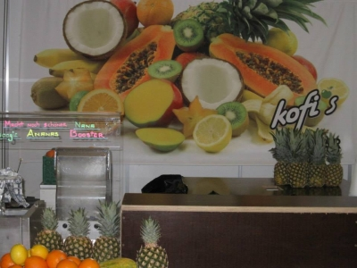Kofi's Juice-Bar
